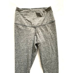 Gray Nike Dri-Fit Capris Leggings